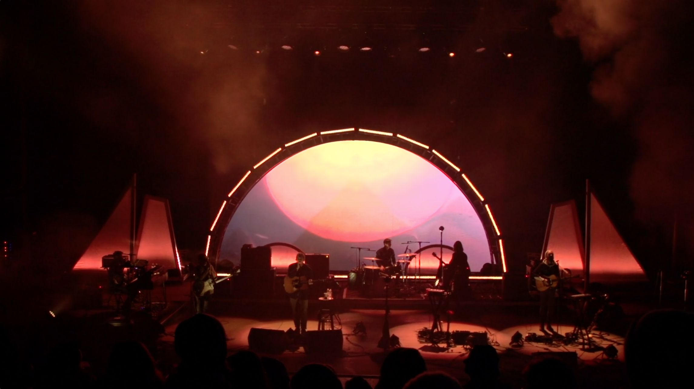 Fleet Foxes - Crack-Up Tour